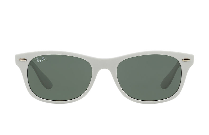 Ray-Ban  sunglasses RB4207 UNISEX 005 new wayfarer liteforce 화이트 8053672233995