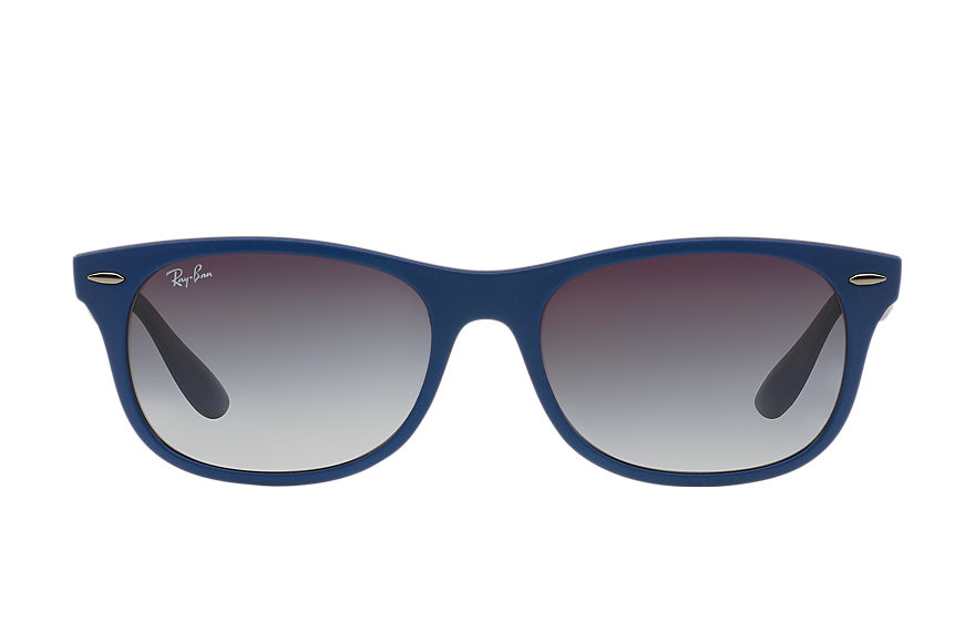 Ray-Ban  gafas de sol RB4207 UNISEX 002 new wayfarer liteforce azul 8053672234039