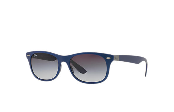Ray-Ban Sunglasses NEW WAYFARER LITEFORCE Blue with Grey Gradient lens