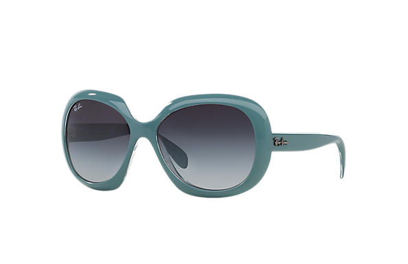 Ray-Ban 0RB4208-RB4208 Green,Transparent SUN