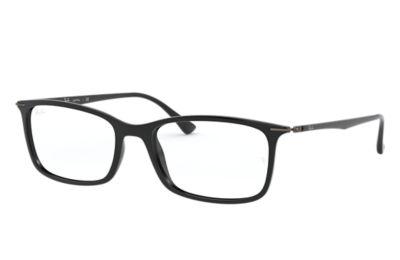 1f49255b5a Ray-Ban prescription glasses RB7031 Blue - LightRay Titanium -  0RX7031540055