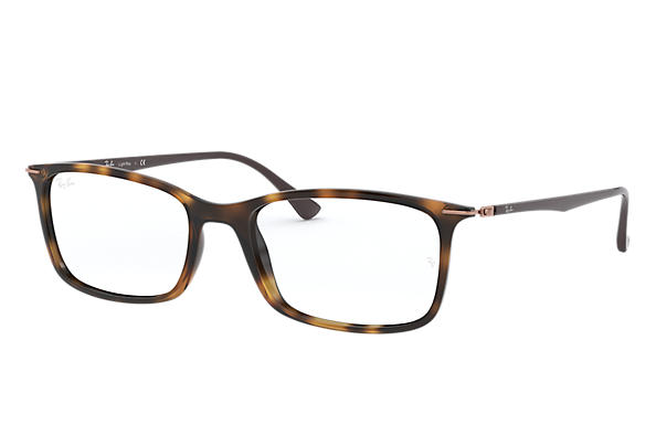 02c6069287 Ray-Ban prescription glasses RB7031 Blue - LightRay Titanium ...