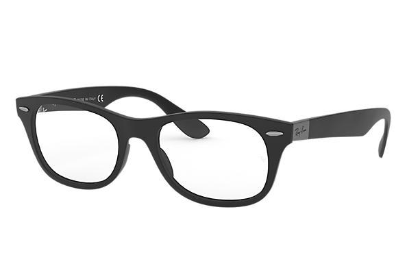 Óculos de grau Ray-Ban RB7032 Preto - Liteforce - 0RX7032520450 ... 68243deea6