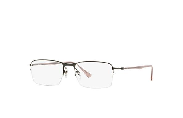 c554dc4ce7198 Óculos de grau Ray-Ban RB8721 Chumbo - Titânio - 0RX8721100053   Ray ...