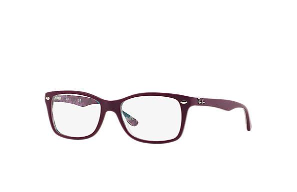 ad737374c0ed00 Ray-Ban prescription glasses RB5228 Tortoise - Acetate - 0RX5228571250   Ray -Ban® USA