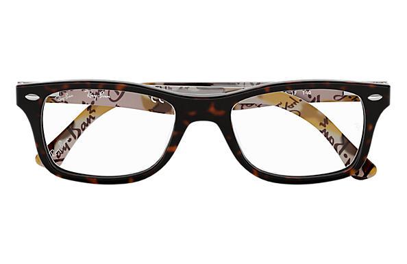 38ae7101ae07a Ray-Ban prescription glasses RB5228 Tortoise - Acetate ...