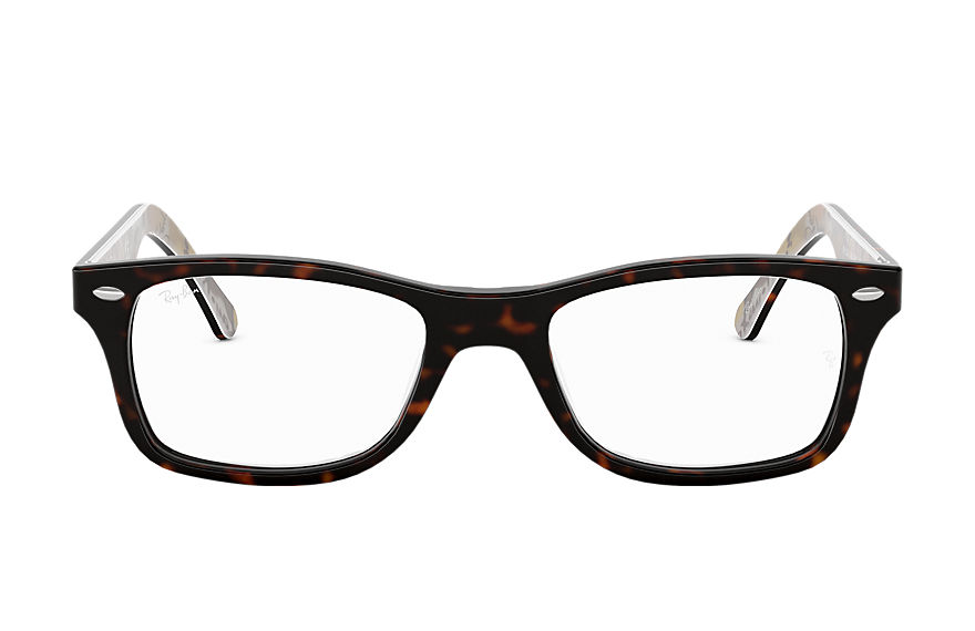 Ray-Ban  sehbrillen RX5228 UNISEX 013 rb5228 tortoise 8053672234787