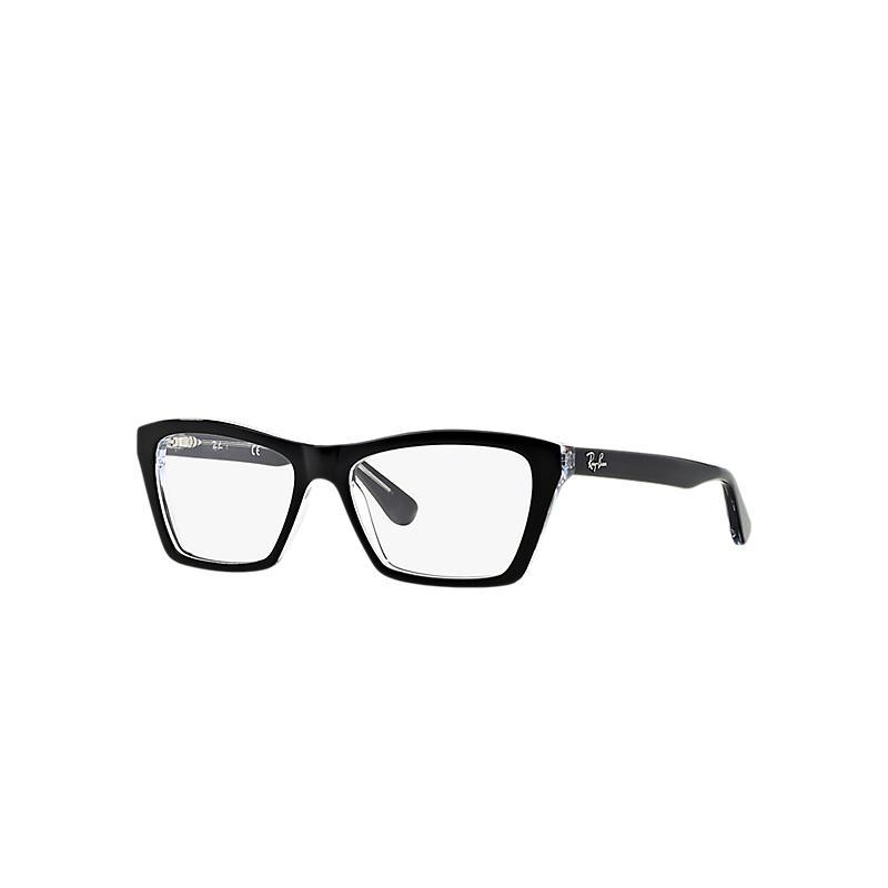 Image of Ray-Ban Black Eyeglasses - Rb5316