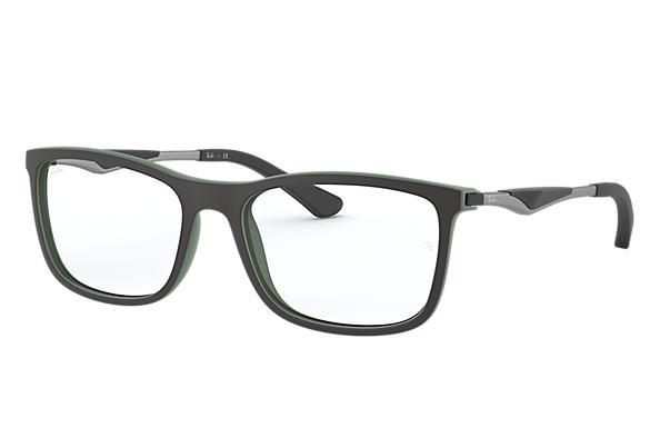 53fc54eb451 Ray-Ban prescription glasses RB7029 Black - Liteforce - 0RX7029207753