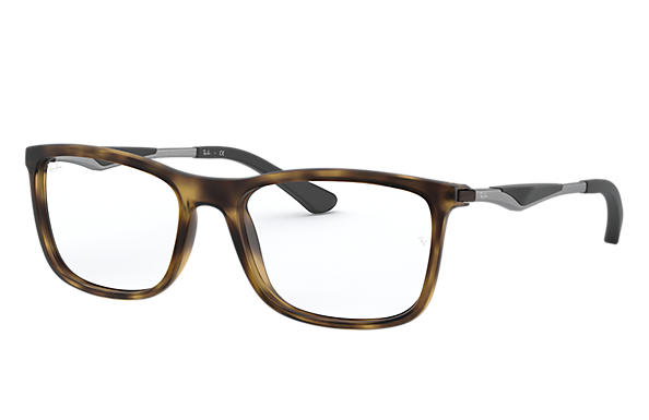 44787c2aee9 Ray-Ban prescription glasses RB7029 Tortoise - Liteforce ...