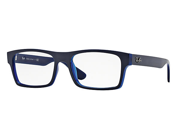 Ray-Ban 0RX7030-RB7030 Grau,Blau OPTICAL