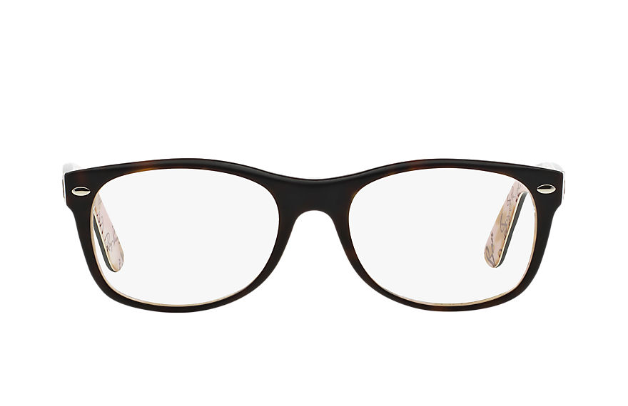 Ray-Ban  eyeglasses RX5184 UNISEX 004 new wayfarer optics tortoise 8053672240641