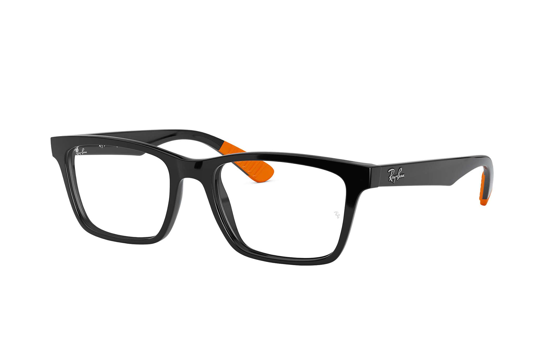 Ray-Ban eyeglasses RB7025 Black - Nylon - 0RX7025541753 | Ray-Ban ...