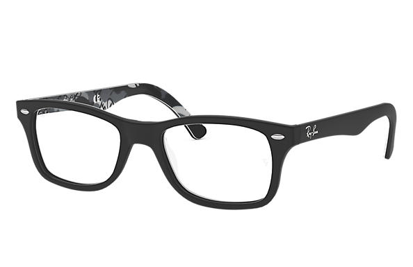 Ray-Ban 0RX5228F-RB5228F Black,Multicolor OPTICAL