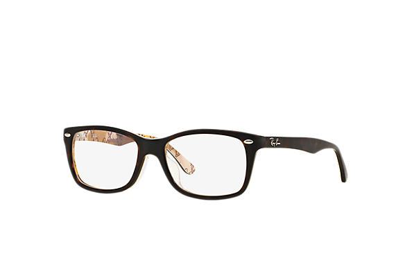 Ray-Ban 0RX5228F-RB5228F Tortoise,Multicolor OPTICAL