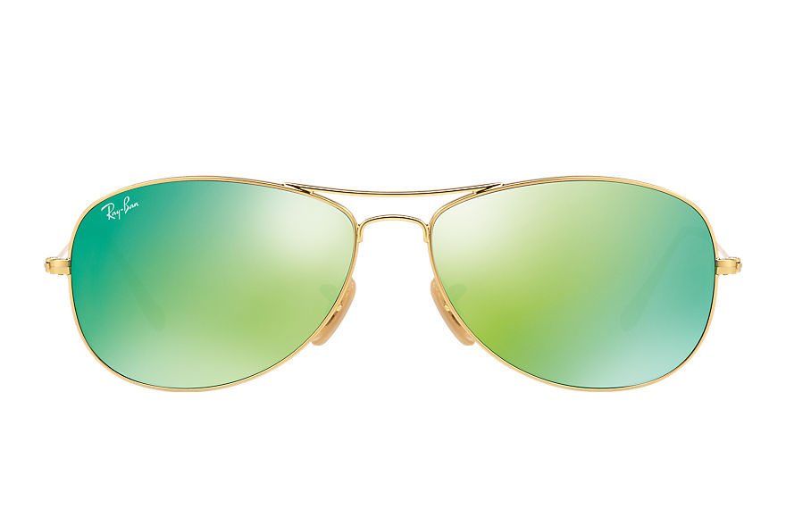 Ray-Ban  sunglasses RB3362 UNISEX 018 cockpit gold 8053672251098
