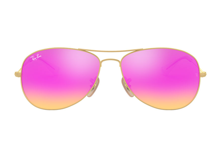 Ray-Ban  sunglasses RB3362 UNISEX 021 cockpit gold 8053672251111
