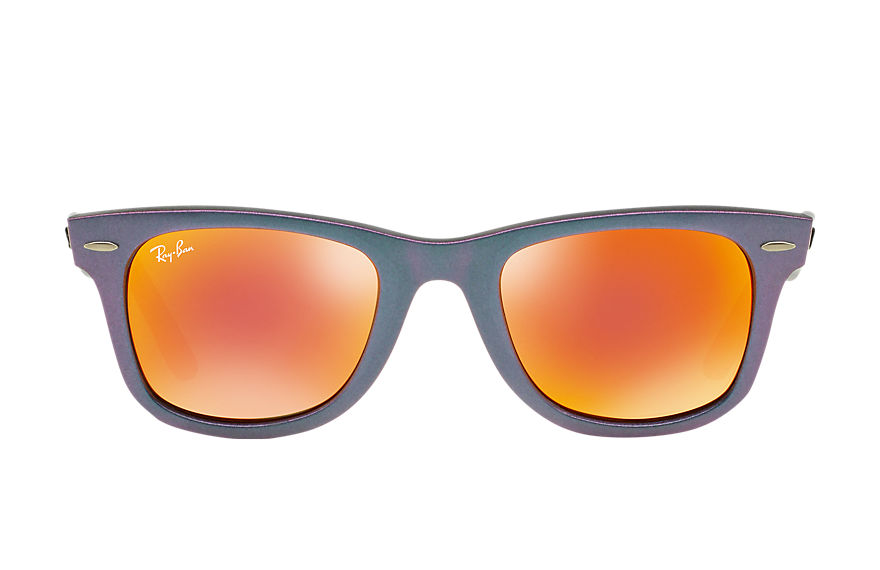 Ray-Ban ORIGINAL WAYFARER COSMO Green with Green Flash lens