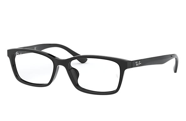2a43c8aa8d Ray-Ban eyeglasses RB5318D Black - Acetate - 0RX5318D200055