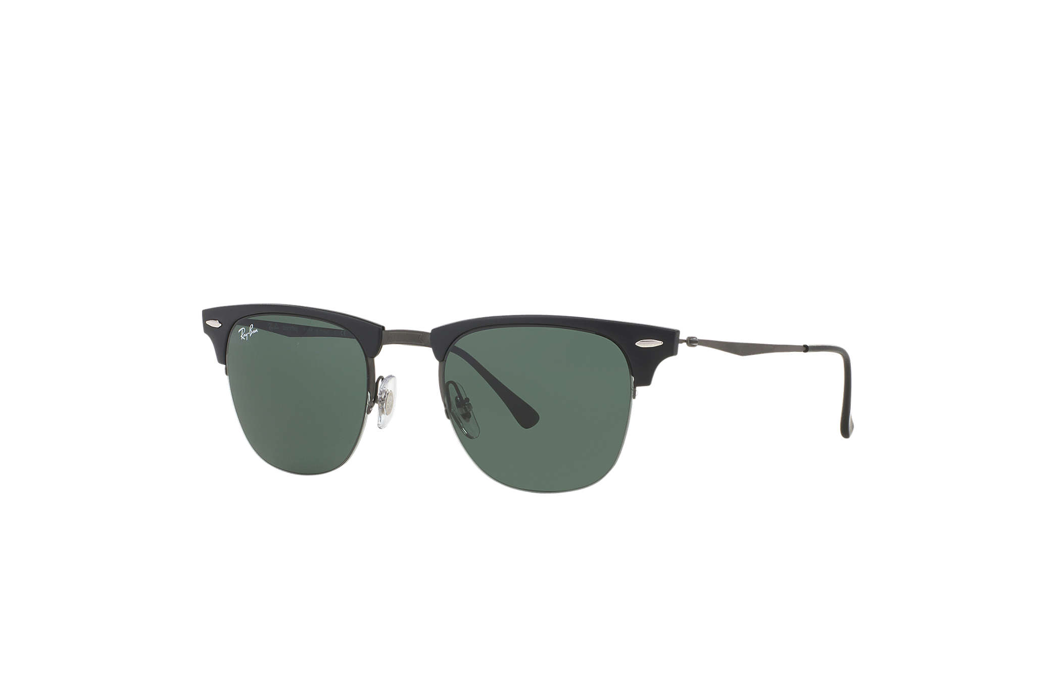 ad185317f4 Ray-Ban Clubmaster Light Ray RB8056 Negro - Lightray Titanio ...