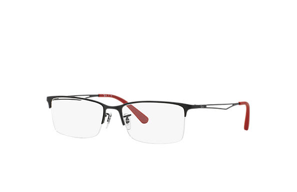 Ray-Ban 0RX6313D-RB6313D 黑色 OPTICAL