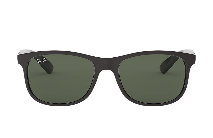 Ray-Ban  sunglasses RB4202F UNISEX 001 andy 黑色 8053672265729