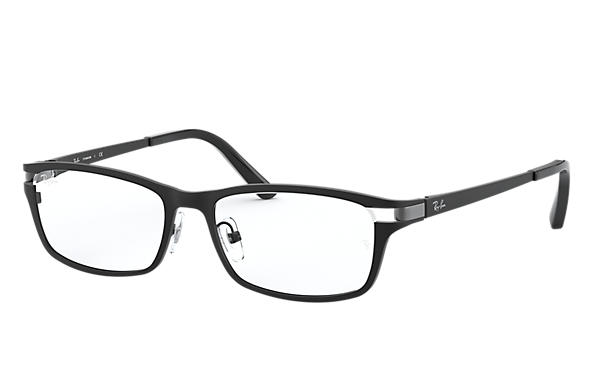 Ray-Ban 0RX8727D-RB8727D Black OPTICAL