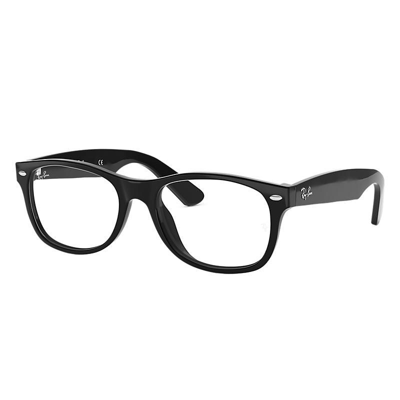 Image of Ray-Ban Black Eyeglasses - Rb5184