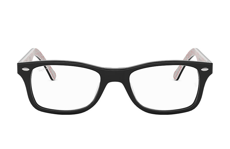 Ray-Ban  eyeglasses RX5228 UNISEX 006 rb5228 black 8053672278736