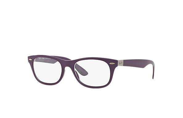 16fc8d7117ced Ray-Ban prescription glasses RB7032 Violet - Liteforce ...