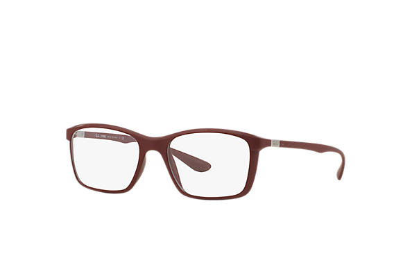 Ray-Ban 0RX7036-RB7036 Red OPTICAL