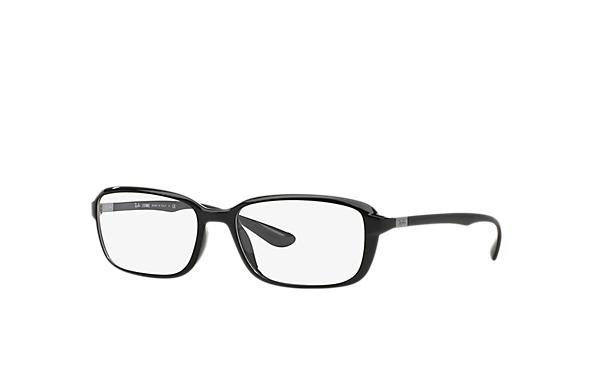 318052238de4f Óculos de grau Ray-Ban RB7037 Preto - Liteforce - 0RX7037520656 ...