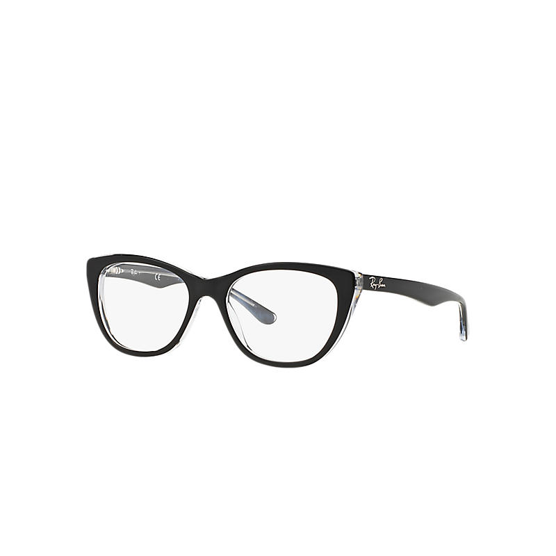 Image of Ray-Ban Black Eyeglasses - Rb5322