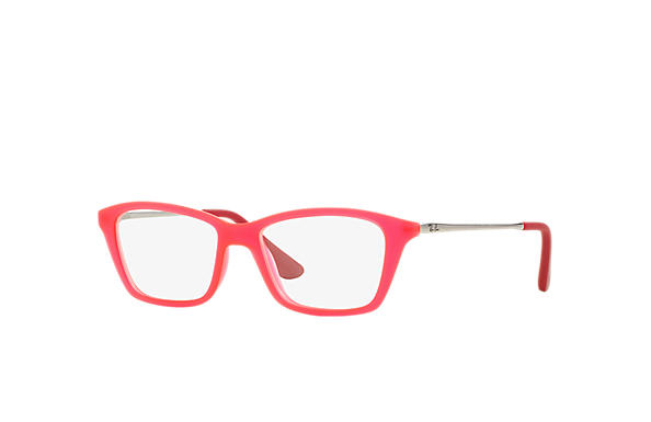 Ray-Ban 0RY1540-RB1540 Purple-Reddish; Silver OPTICAL
