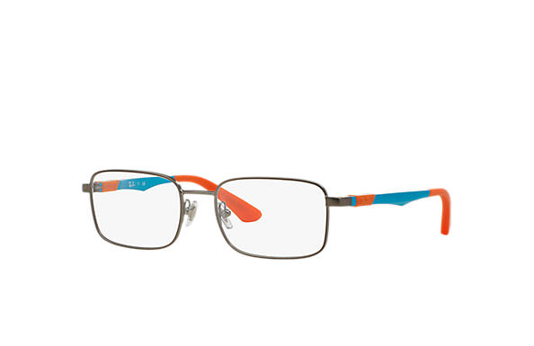 Ray-Ban 0RY1043-RB1043 Gunmetal; Light Blue OPTICAL