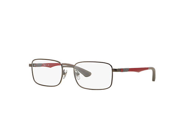 Ray-Ban 0RY1043-RB1043 Gunmetal; Red OPTICAL