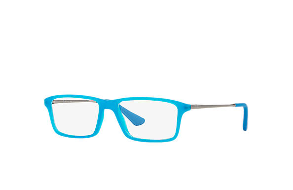 Ray-Ban 0RY1541-RB1541 Hellblau; Gunmetal OPTICAL
