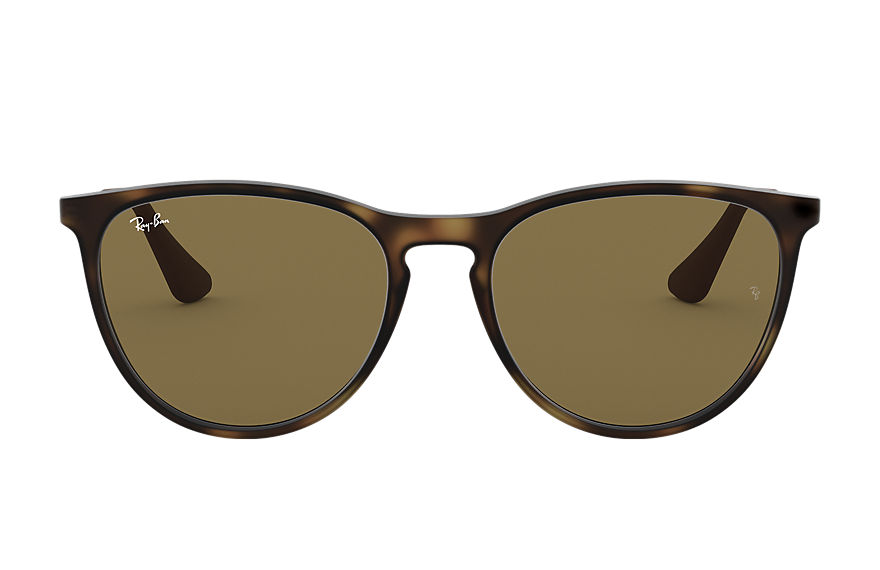 Ray-Ban IZZY Tortoise with Brown Classic B-15 lens