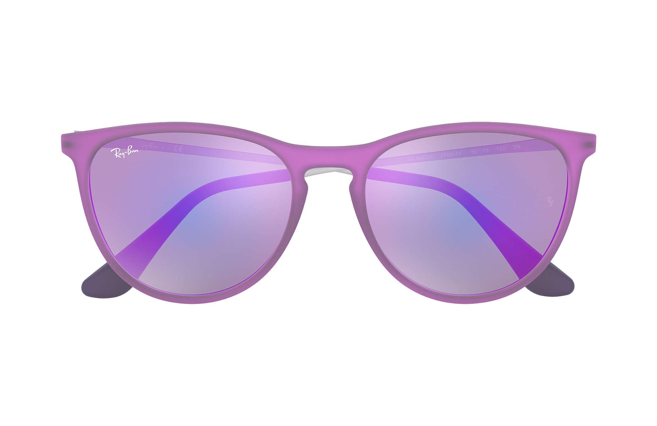 0a5ef64182c2db Izzy Ray-Ban RB9060S Violet - Nylon - Verres Violet ...