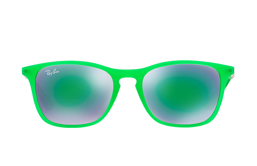 Ray-Ban  sunglasses RJ9061S CHILD 001 chris junior green 8053672291728
