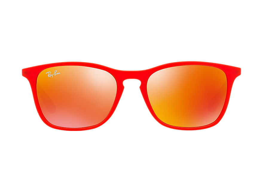 Ray-Ban  sunglasses RJ9061S CHILD 002 chris junior red 8053672291735