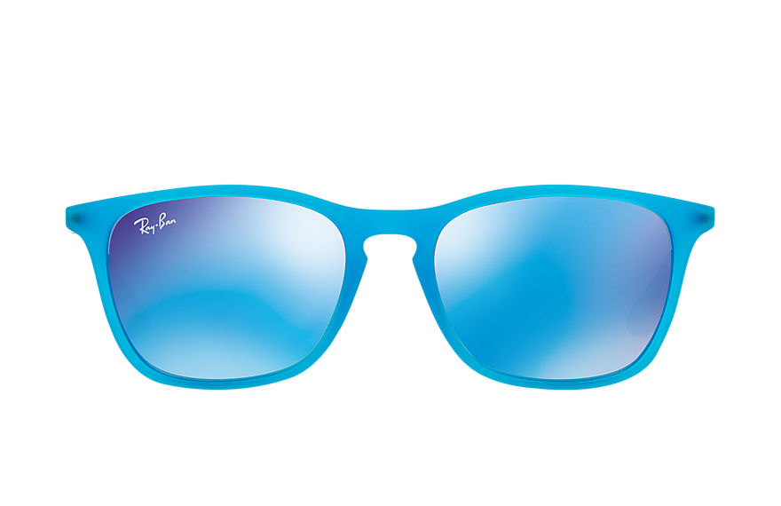 Ray-Ban  sunglasses RJ9061S CHILD 003 chris junior light blue 8053672291742