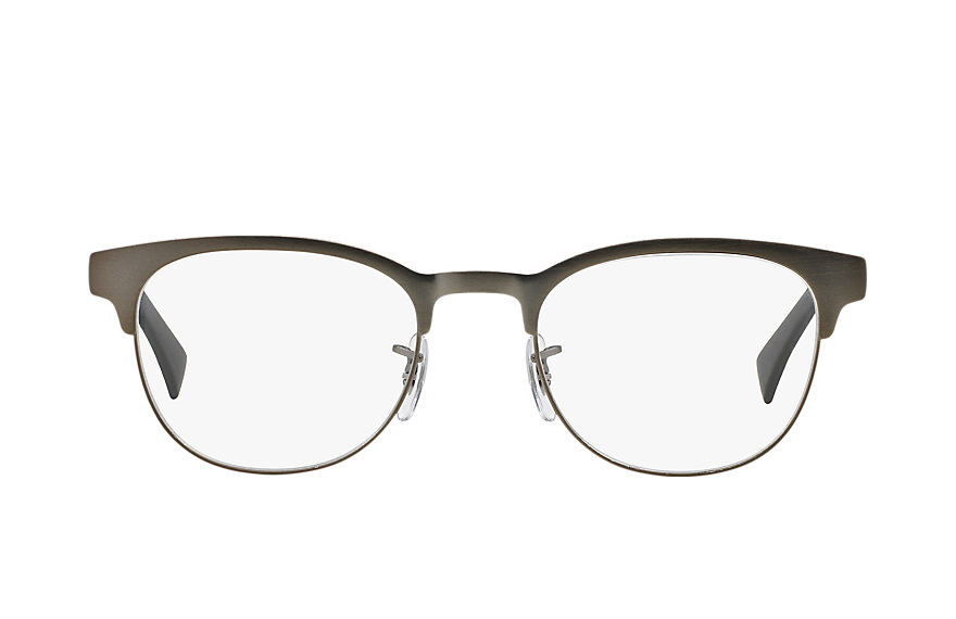Ray-Ban  eyeglasses RX6317 UNISEX 001 rb6317 staalgrijs 8053672292190