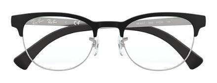 7f6afdf8f Armação Para óculos De Grau Wayfarer Ray Ban Original | Louisiana ...