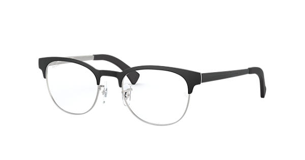 e01d0dee21 Ray-Ban prescription glasses RB6317 Black - Metal - 0RX6317283251 ...