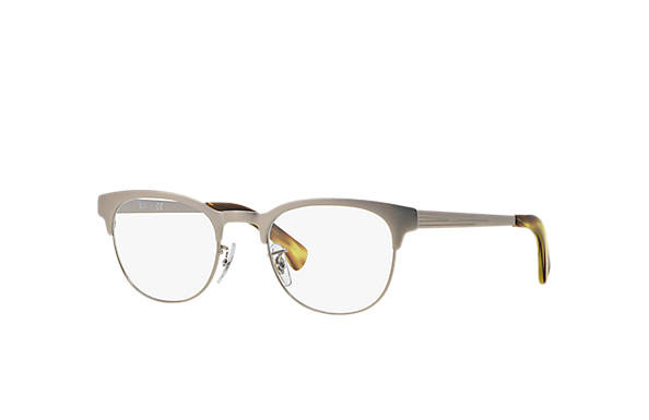 Ray-Ban 0RX6317-RB6317 Silver OPTICAL