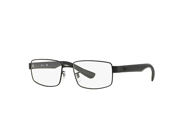 Ray-Ban 0RX6319-RB6319 Black OPTICAL