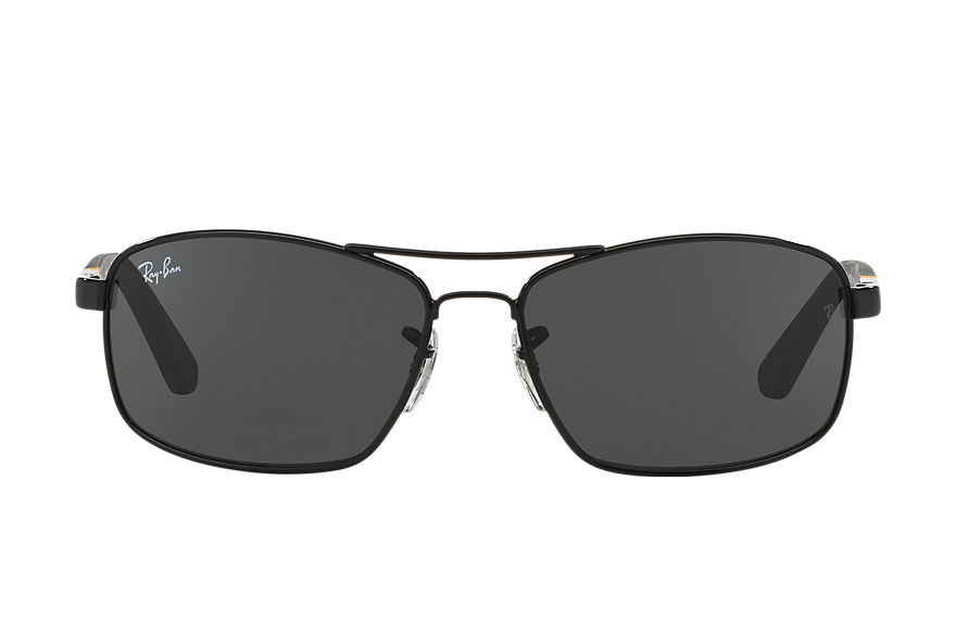Ray-Ban RJ9536S Black with Grey Classic lens
