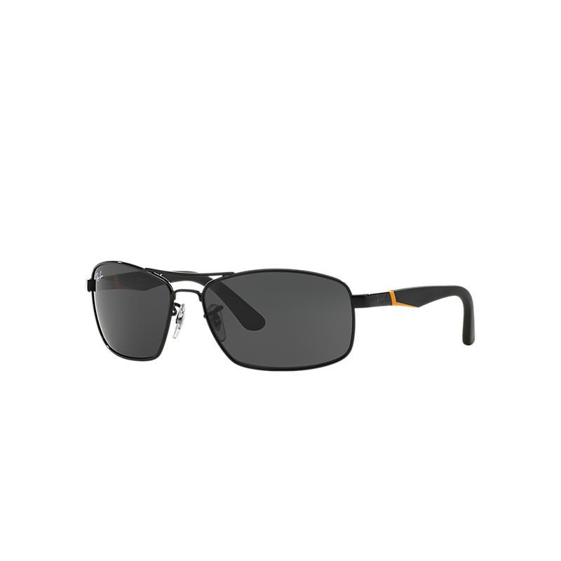 Ray-Ban Rj9536s Black, Gray Lenses - RJ9536S