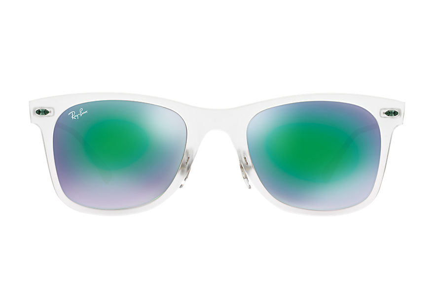 Ray-Ban  sunglasses RB4210 UNISEX 006 wayfarer light ray 투명 8053672301182